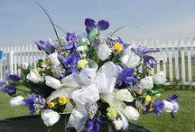 floral arrangements / by Barbara Montgomery
