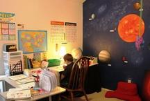 Homeschool Room Ideas / by Traci Burton