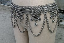 chain maille / by Susan Cooksey