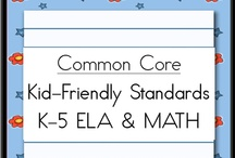Common Core  / by Tammy Autry