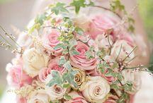 Wedding floral ideas / by Danelle Bailey