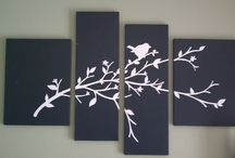 Home Decor Crafts/DIY / by Suzanne Canton