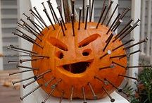 Halloween & Fall  / All things autumn and Halloween fun. / by Marcia Cahoon