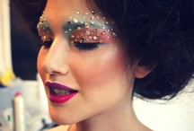 Makeup. / by Siobhan Retsina