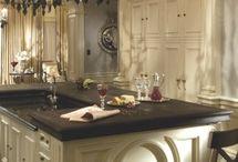 Great kitchens / by Johnna Baldwin Machan