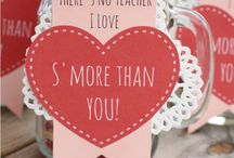Valentine's / by Leticia Tudon