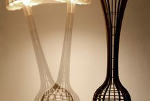 and let there be light... / Design lamps / by Bartel Hulst