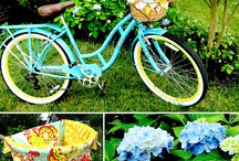 i want to ride my bicycle... / by Beth