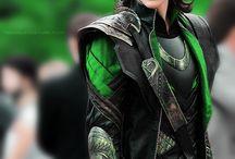 Tom Hiddleston / Tom Hiddleston / by Lauren Weber