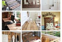 Wood Crafts / by April Meischeid