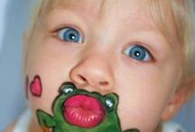 Kids Face Painting / by Melissa Bowen Jensen