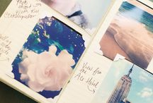Creative Journals and Scrapbooks / by Mary D
