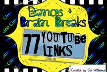 Brain breaks / by Jayme Little