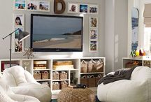 Kids' Living Room / by Sherri Clifton