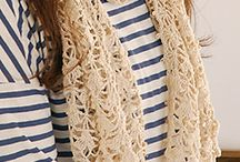 Yarn Crafts / by Melissa Broz