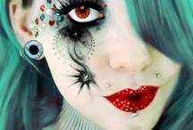 make up / by Jenai Bonnette