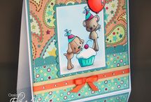 CC Designs Cards/Stamps / by Carol Massey