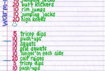 Get Fit, Get Healthy / by Cam Pressley