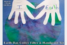 Take Care of Mother Earth (Earth Day) / by Bernadette (Mom to 2 Posh Lil Divas)