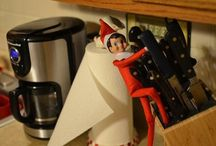 Elf On the Shelf lol / by Iris Hunt