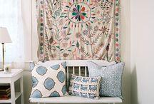 alternative ways to hang / by Children Inspire Design