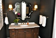 Bathroom/Basement Ideas / by Jenny Garringer