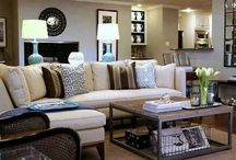 Living Room / by Cassandra Ericksen