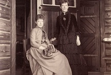 Carl Curman Collection: People - by the Swedish National Heritage Board / This Pinterest board is a collaboration between the Swedish National Heritage Board and Europeana. This collection photographs were taken by Swedish physician and a prominent balneologist, Carl Curman. / by Europeana
