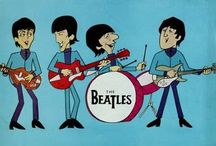 THE BEATLES / by Deidre Simon