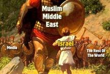 Politic's - Isreal vs. Hamas & Palestine / by Scott Beal