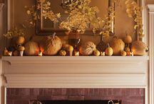 Fall decor / by Gloria Anderson