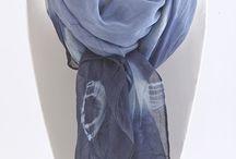 Scarves and shawls  / by Trudy Darman