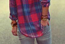 flannel!!!...love! / by Misty Greene