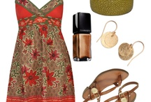 Mexico outfits / by Jessica Martin