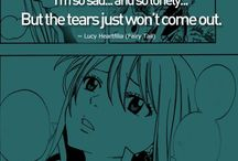 Anime Quotes / by Alex♡