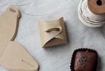 Packaging - Boîtes / by Melanie Hascoet