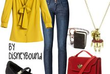 DisneyBound Styles / by Daniell Dils