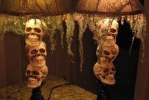 For The {Creepy} Home  / For the creepy home, creepy disgusting, crazy decorations  / by Breanna Bafford