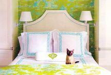 Bedrooms / by Darcie Knack Olszewski