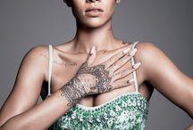 Rihanna / Rihanna and all things about her fashion and life. / by Kiyana hearon