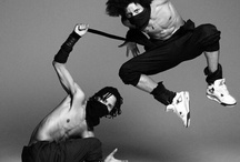 THE LES TWINS ❤️ / by Shanella Henry-Norwood