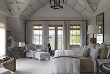 Bedrooms  / by Pistol Patty (Patty Davis)