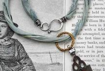 Ribbons & silk & nylon / by Maureen Maureen