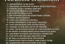 Affirmations. / by Teri Henderson