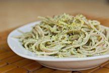 pasta / by Melissa Carlisle