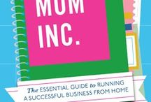 Mom, Inc. / Inspired by the book, Mom, Inc., by Meg Mateo Ilasco and Cat Seto, this board is filled with tips on how to be a kickass mother and run a successful creative business from home. Get the book here: http://www.chroniclebooks.com/titles/mom-inc.html / by Chronicle Books