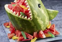 Watermelon Time! / by Ashley Marhanka