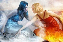 fire and ice / by shanna smith