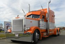Trucks we think are awesome! / Not ours, but still awesome trucks! / by Raneys Chrome