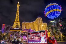 Sightseeing in Las Vegas / Fun things to see on the Las Vegas Strip! / by Las Vegas Monorail